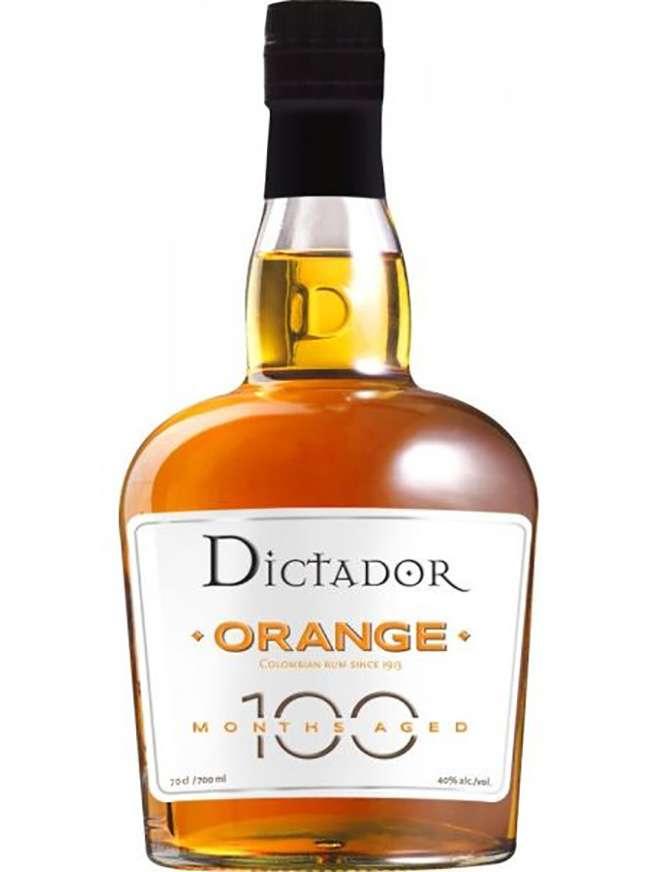 Dictador Orange 100 Months Aged