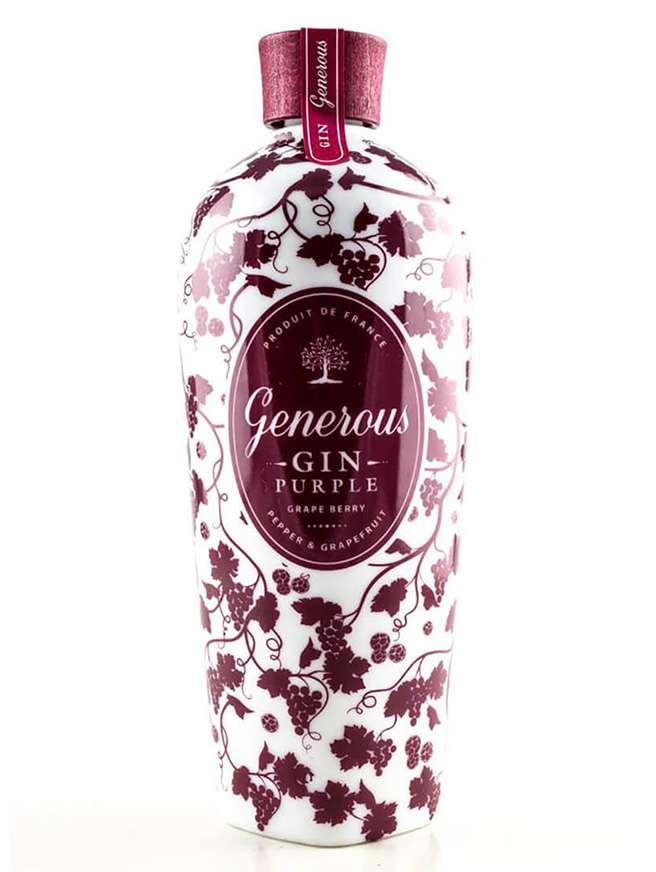 Generous Gin Purple
