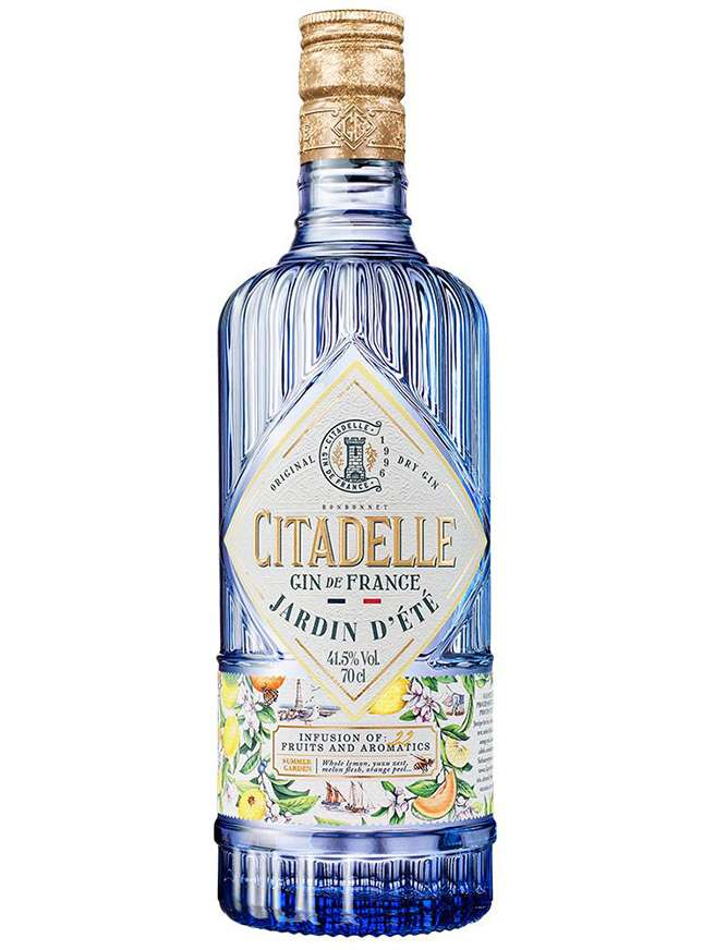 Gin Citadelle Jardin Dete