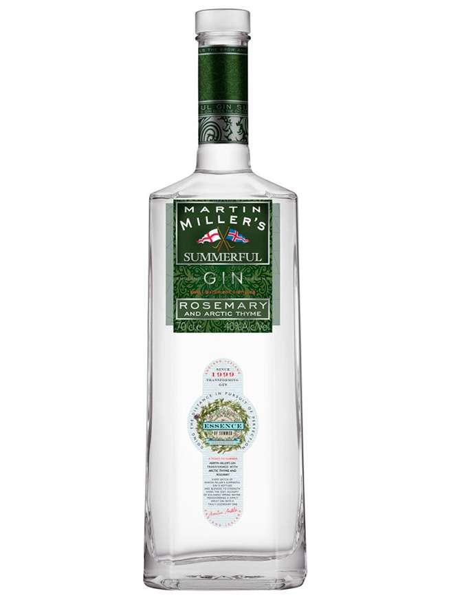 Gin Martin Millers Summerful