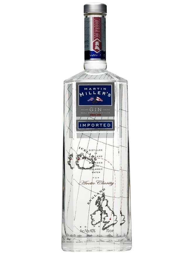 Gin Martin Millers
