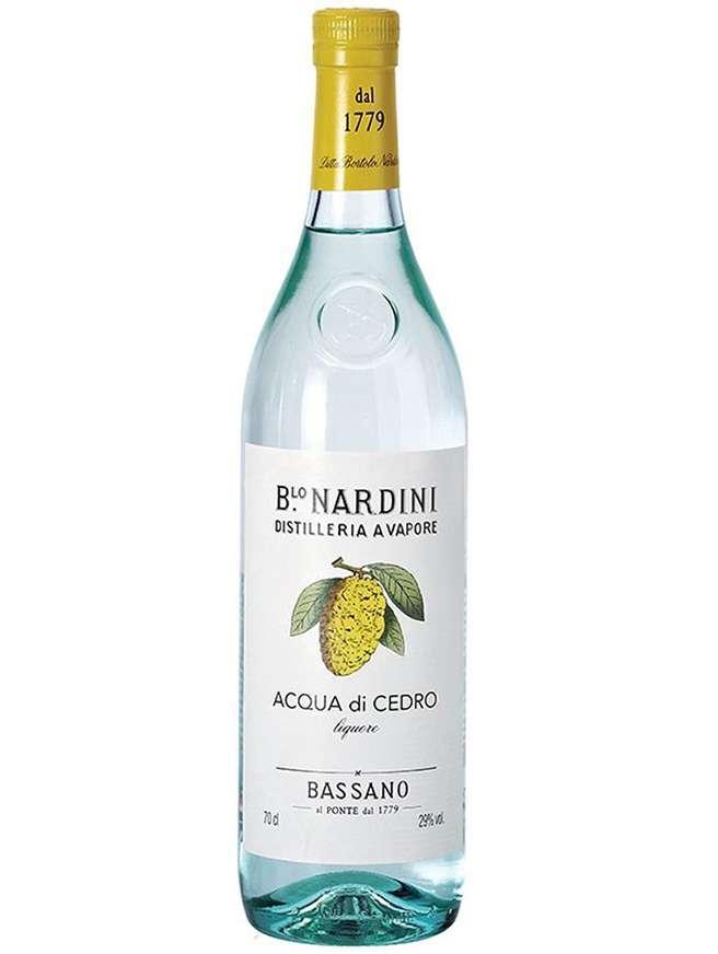 Licor Acqua Di Cedro Nardini