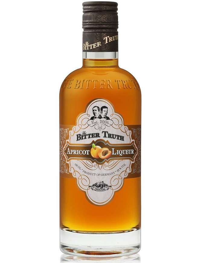 Licor Bitter Truth Apricot