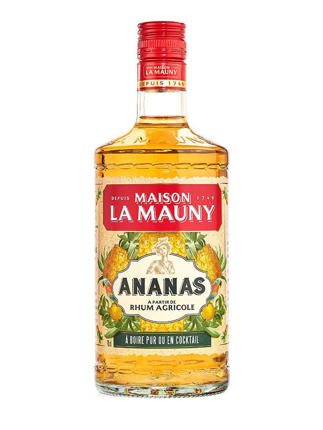 Maison La Mauny Ananas Rum