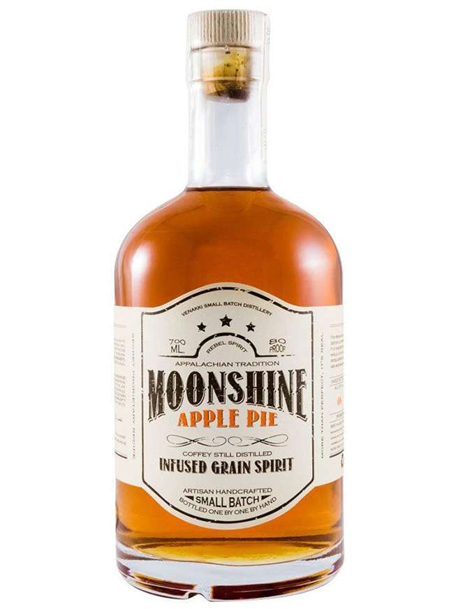 Moonshine Apple Pie Venakki