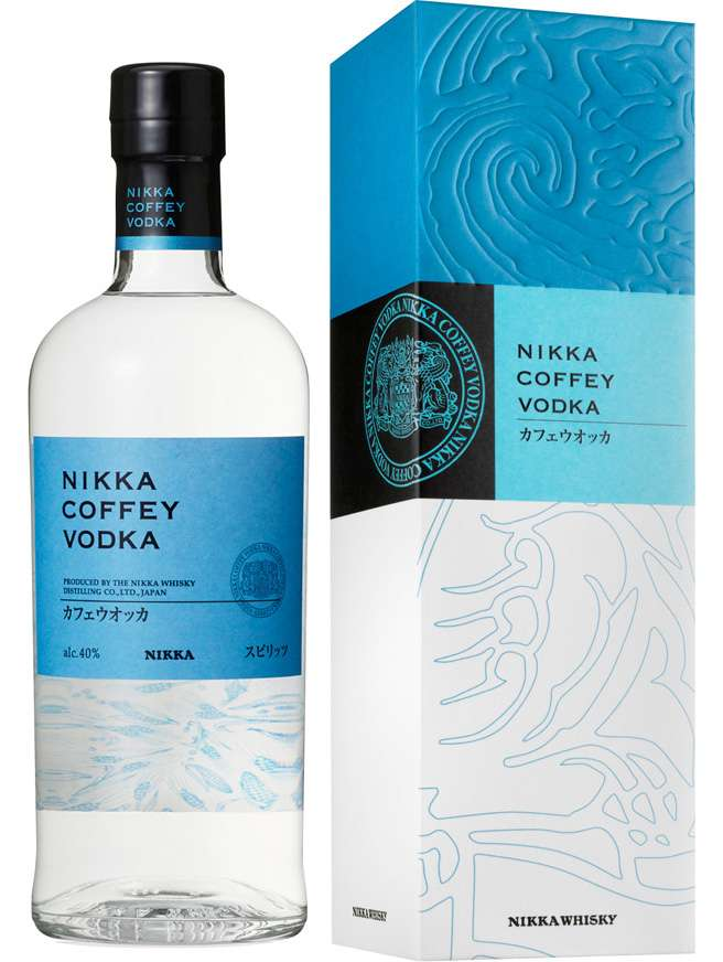 Nikka Coffey Vodka