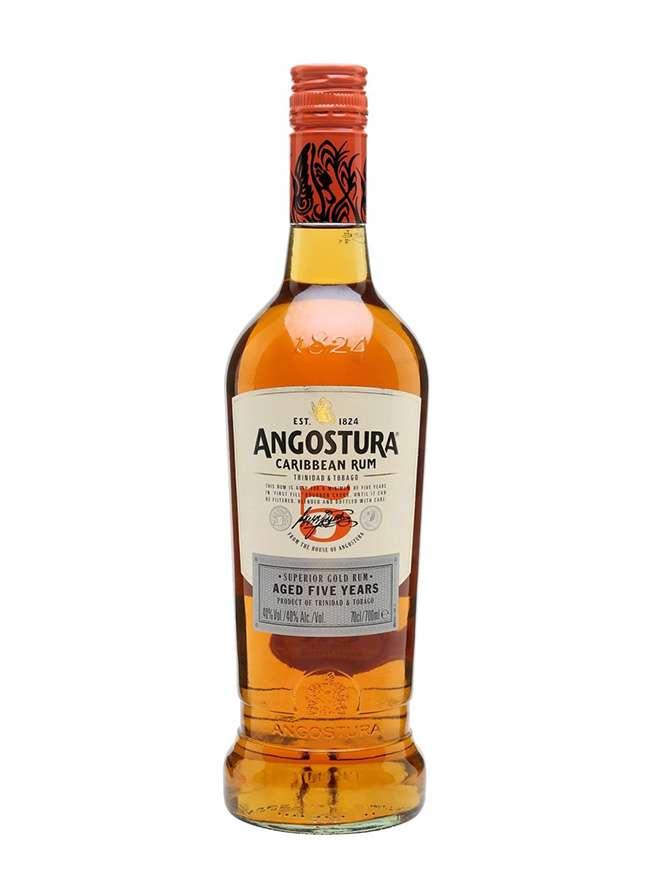 Rum Angostura 5 Year Old