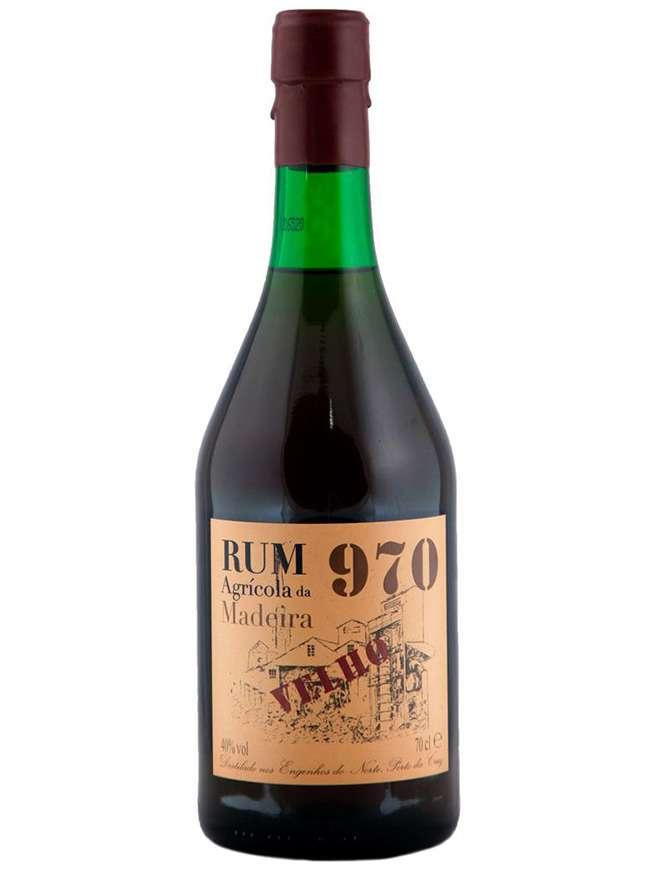 Rum Da Madeira 970 Velho