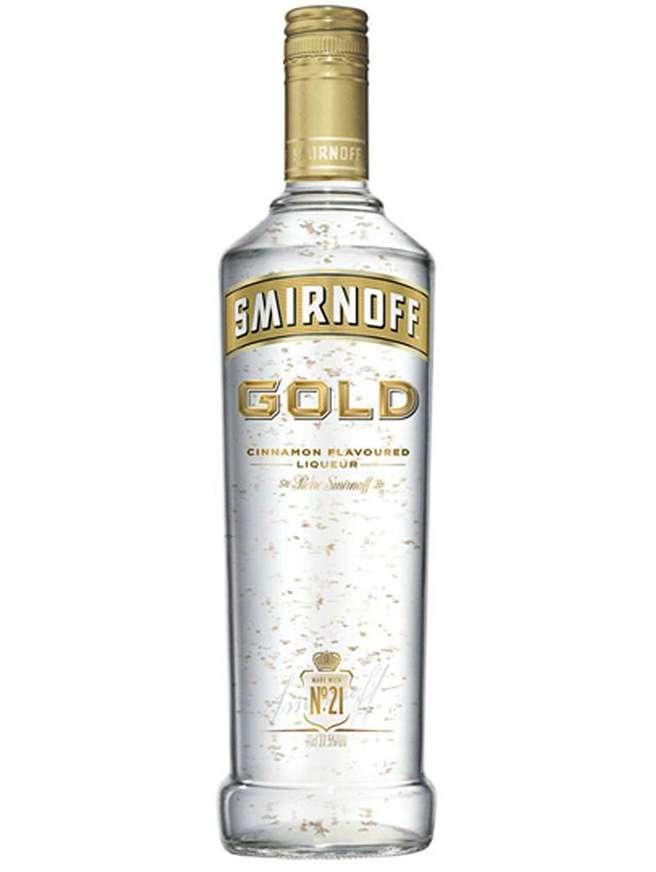 Smirnoff Gold Canela