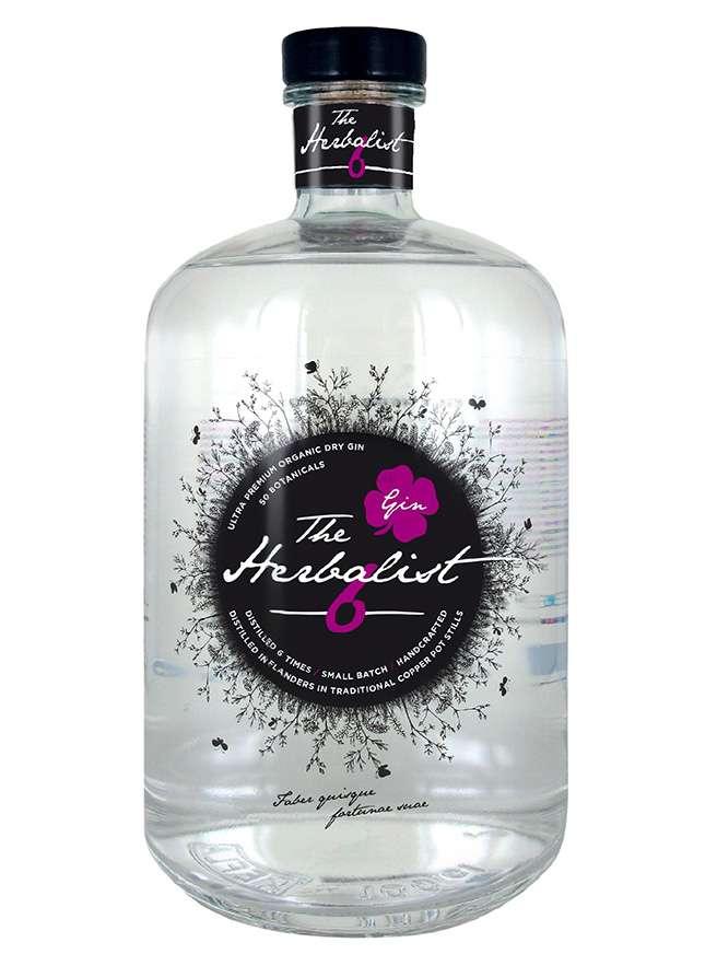 The Herbalist Ultra Premium Organic Gin
