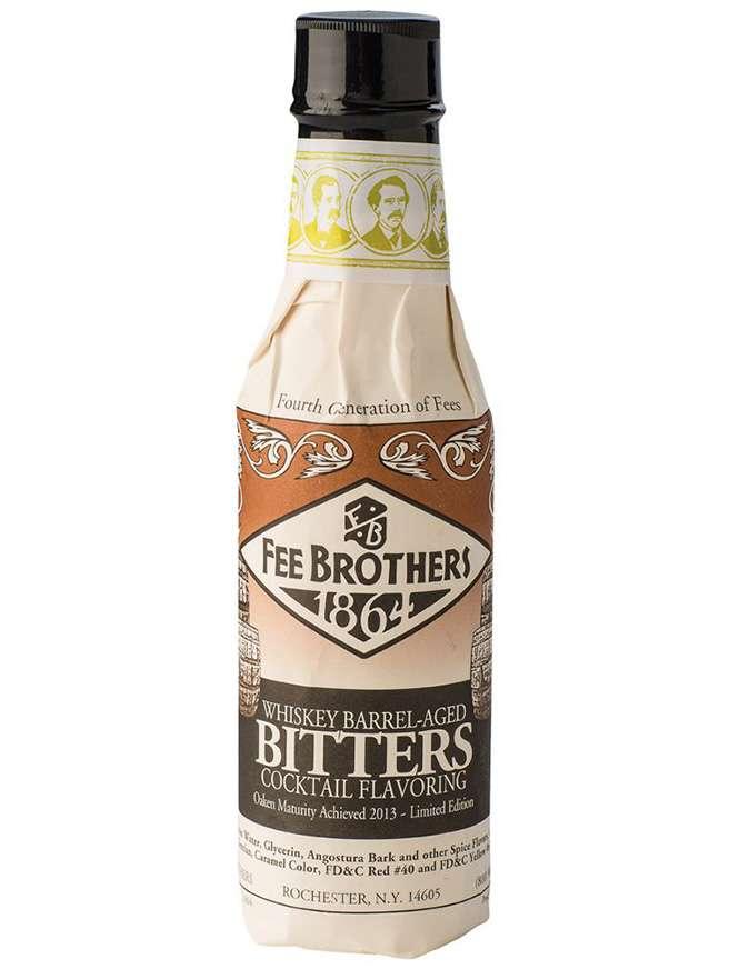 Bitter Fee Brothers Envelhecido Em Barril De Whisky
