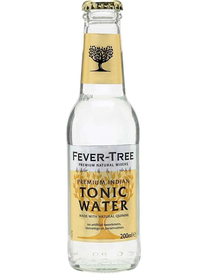 Fever Tree Indian Tónica