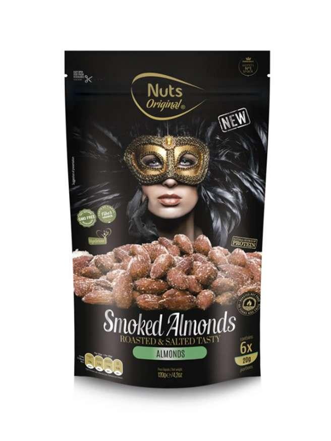 NO Smoked Almonds