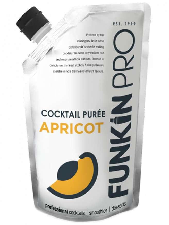 Polpa Funkin Apricot Alperce