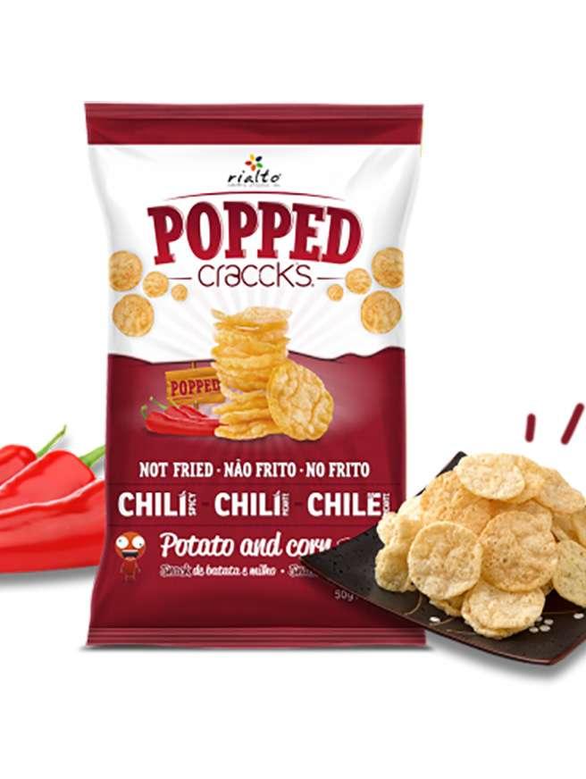 Rialto Popped Craccks Chili