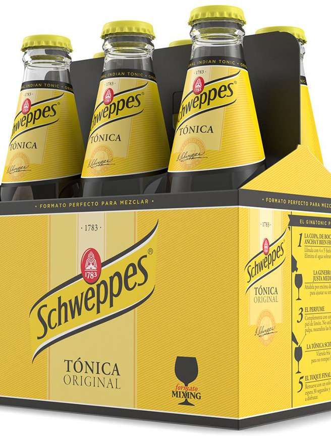 Schweppes Tónica