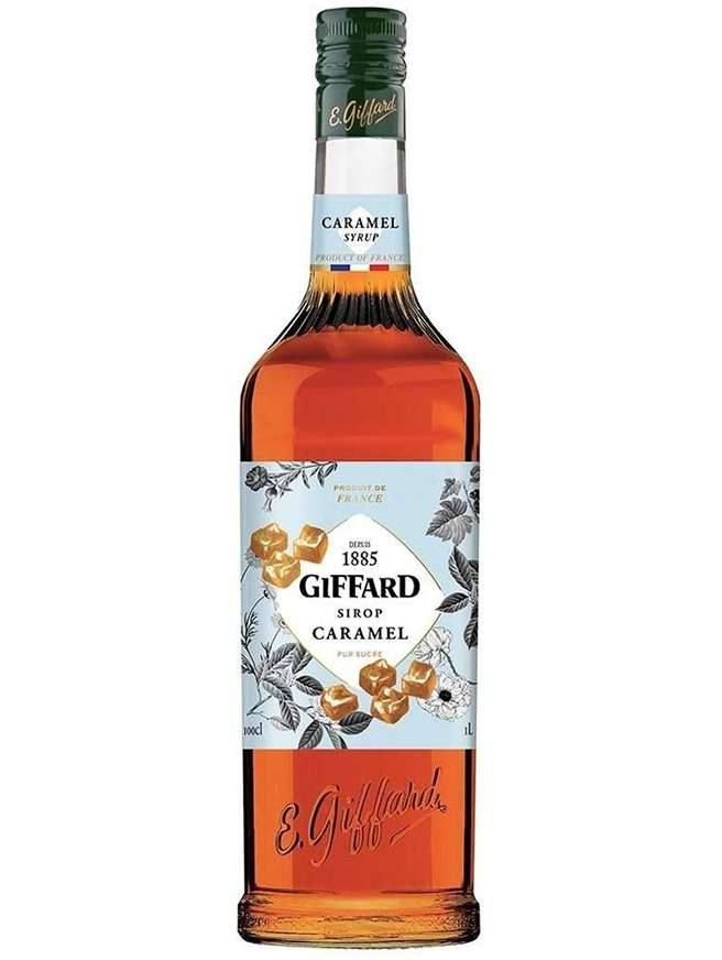 Xarope Giffard Caramel