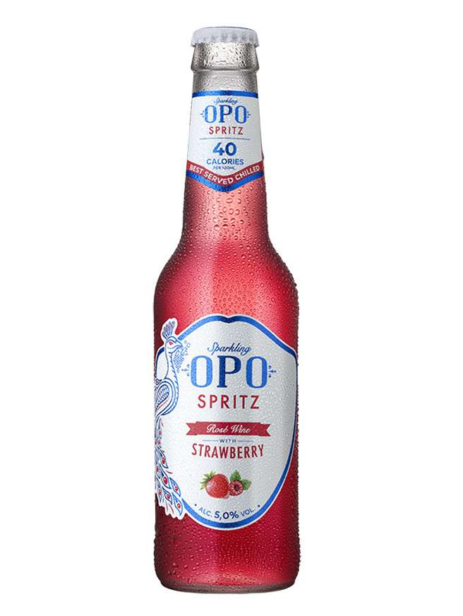 OPO Spritz Strawberry