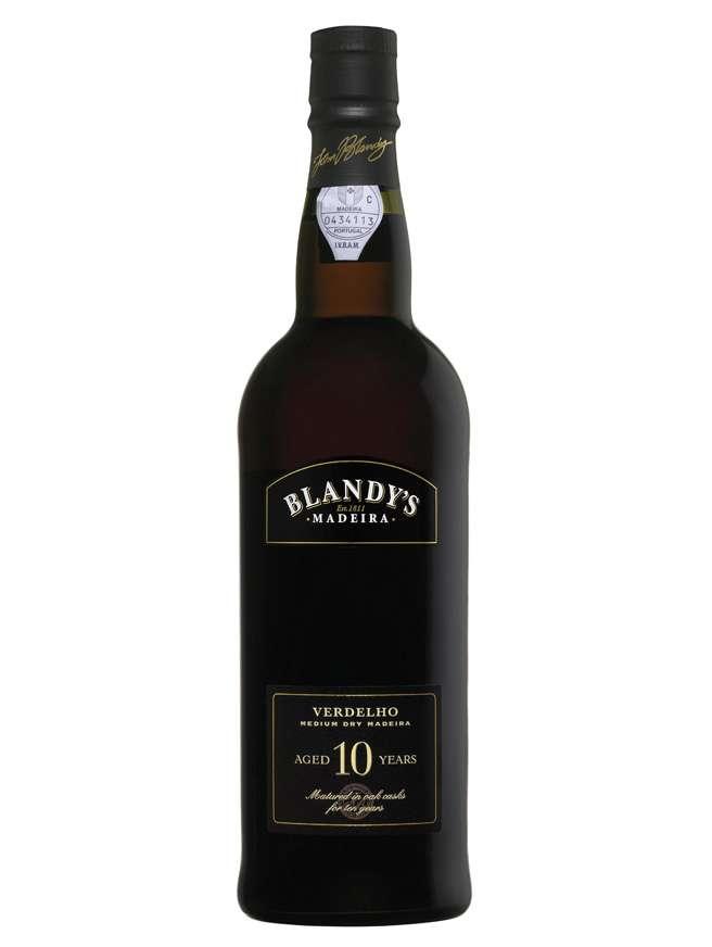 Blandys 10 Anos Verdelho