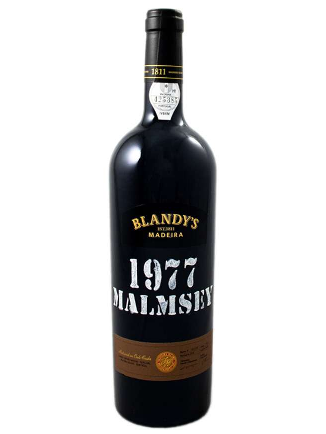 Blandy'S Malmsey Vintage 1977