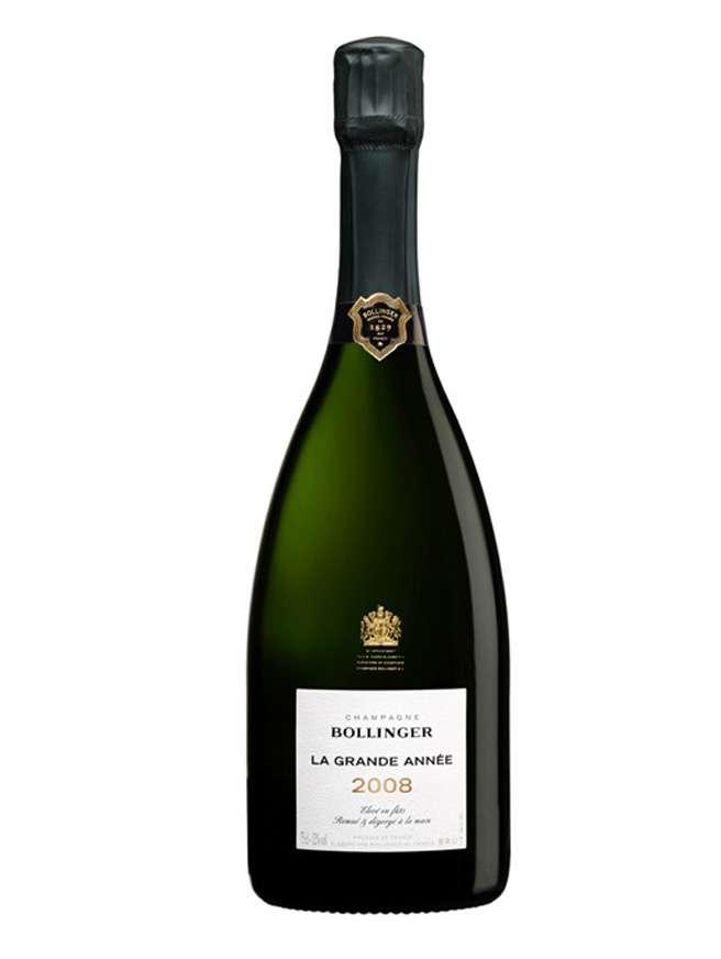 Bollinger La Grande Anne  Champagne 2008