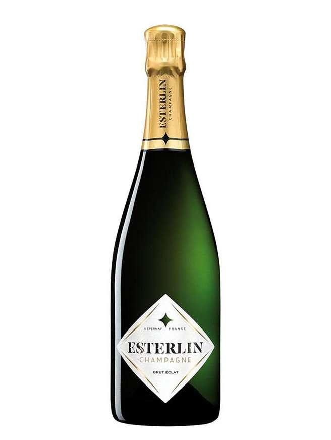 Champagne Esterlin Blanc De Blancs