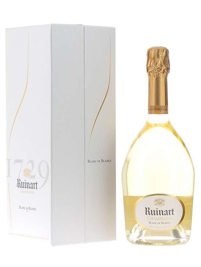 D. Ruinart Blanc De Blancs 2002 Coffret
