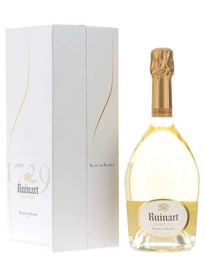 D. Ruinart Blanc De Blancs 2006 Coffret