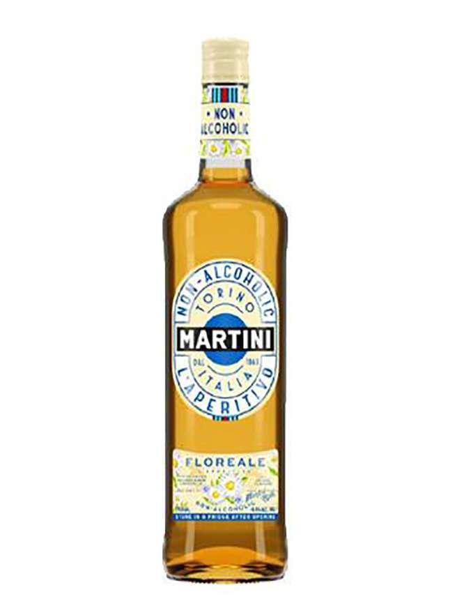 Martini 0% Floreale