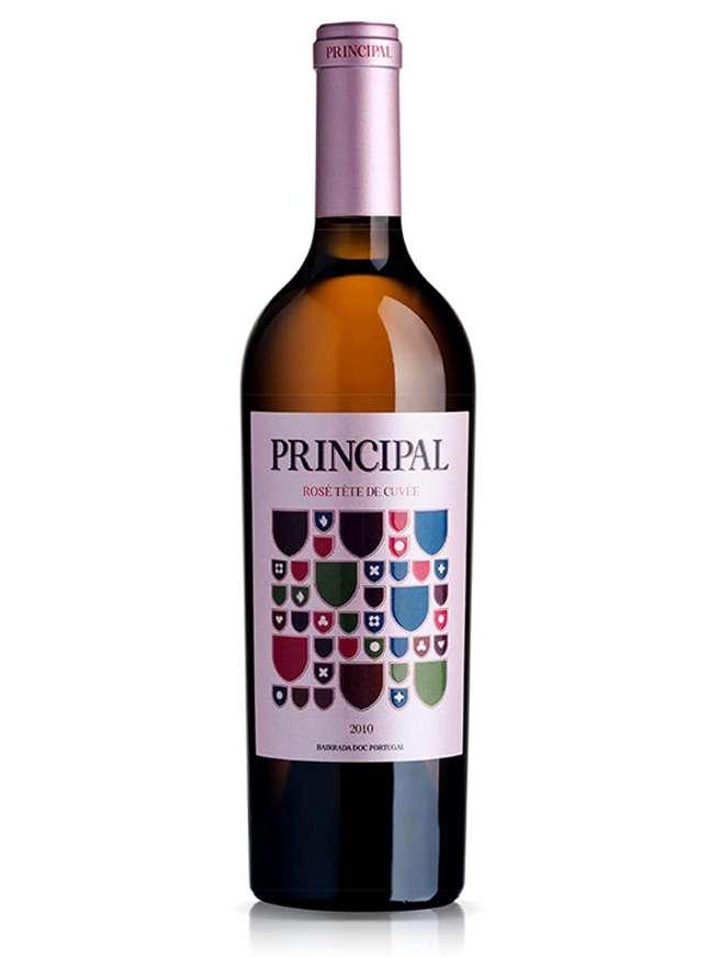 Principal Tête de Cuveé Pinot Noir Rosé 2016