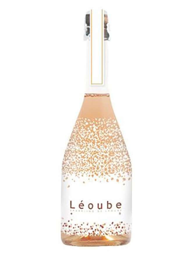 Sparkling De Léoube Organic Sparkling Rosé 2016