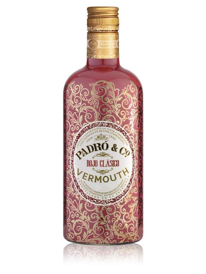 Vermouth De Tarragona Padró And Co Rojo Clásico