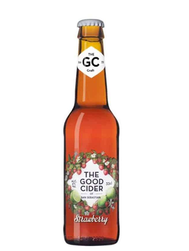 The Good Cider Strawberry