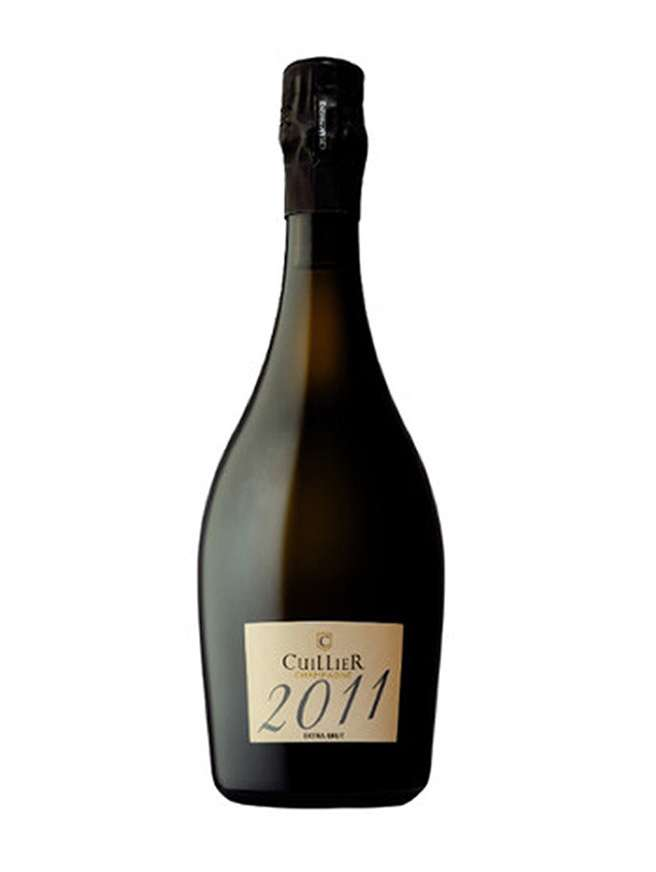 Champagne Cuillier Millésime 2011 Extra-Brut