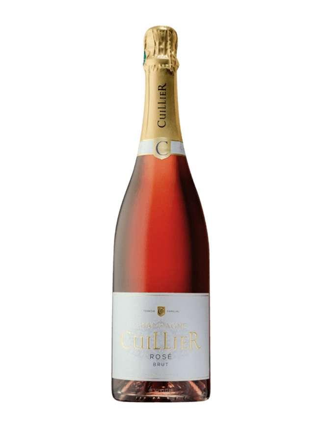 Champagne Domaine Cuillier Rosé Brut