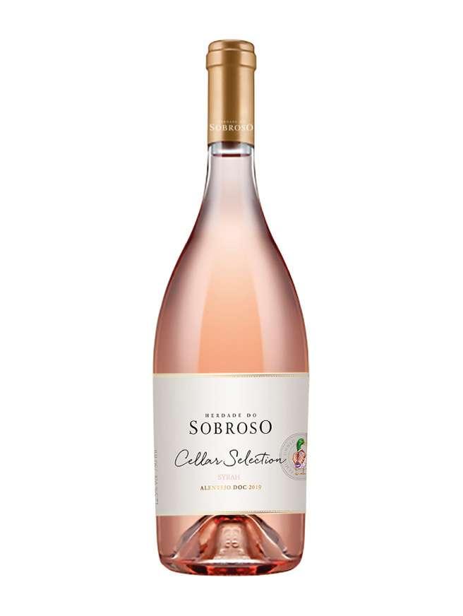 Herdade do Sobroso Cellar Selection Syrah Rosé 2019