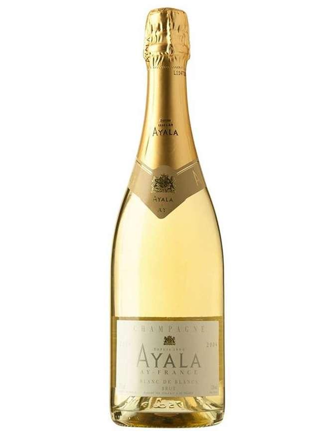 Champagne Blanc De Blancs Ayala 2004