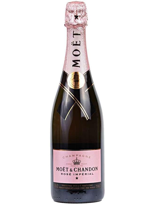 Champagne Moet & Chandon Brut Imperial Rosé