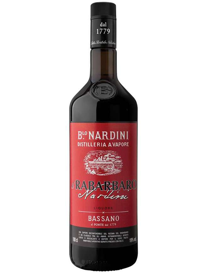 Rabarbaro Nardini
