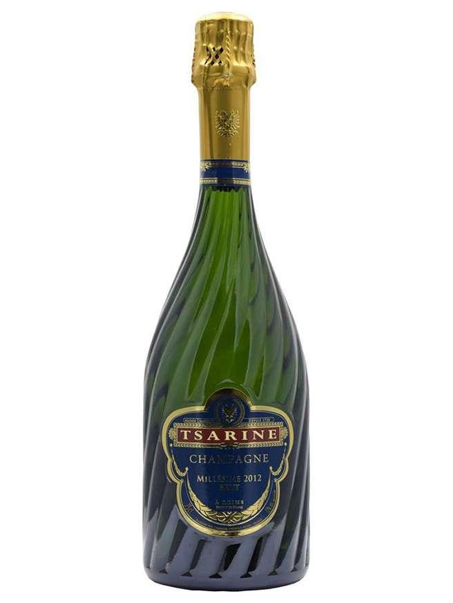 Tsarine Millesime Champagne 2012 Brut 75Cl