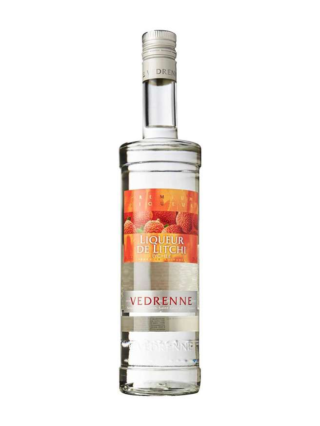 Vedrenne Liqueur Cocktail Litchi