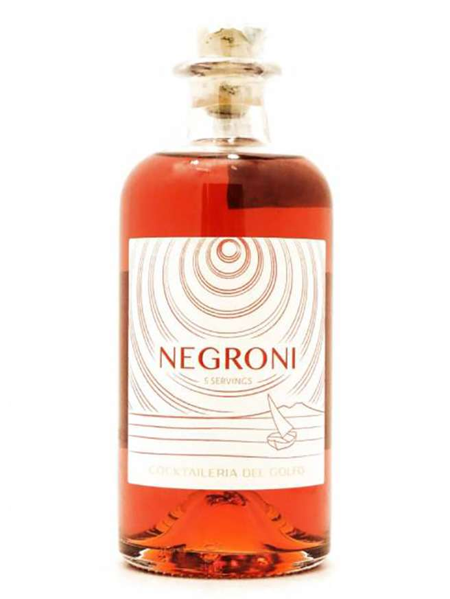 Cocktaileria Del Golfo Negroni