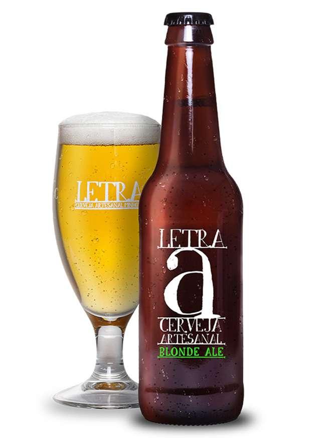 Letra A - Blonde Ale