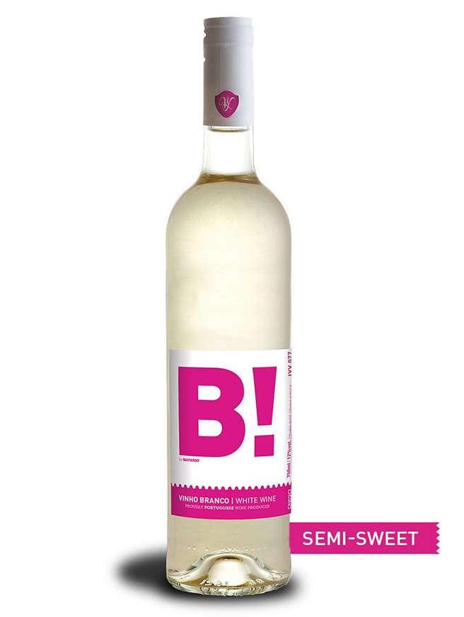 B! by WWS Branco Semi-sweet