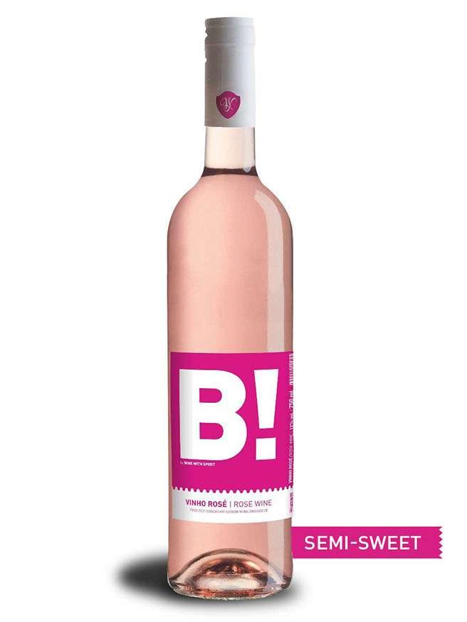 B! by WWS Rosé Semi-sweet