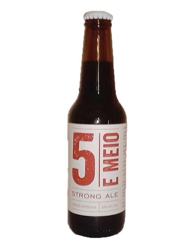 5 E Meio Strong Ale