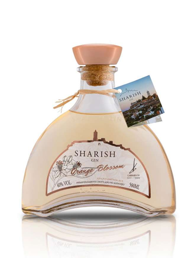 Gin Sharish Orange Blossom