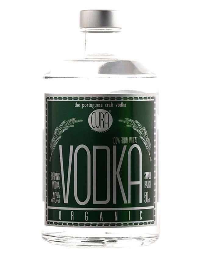 Vodka Amuzi Bio