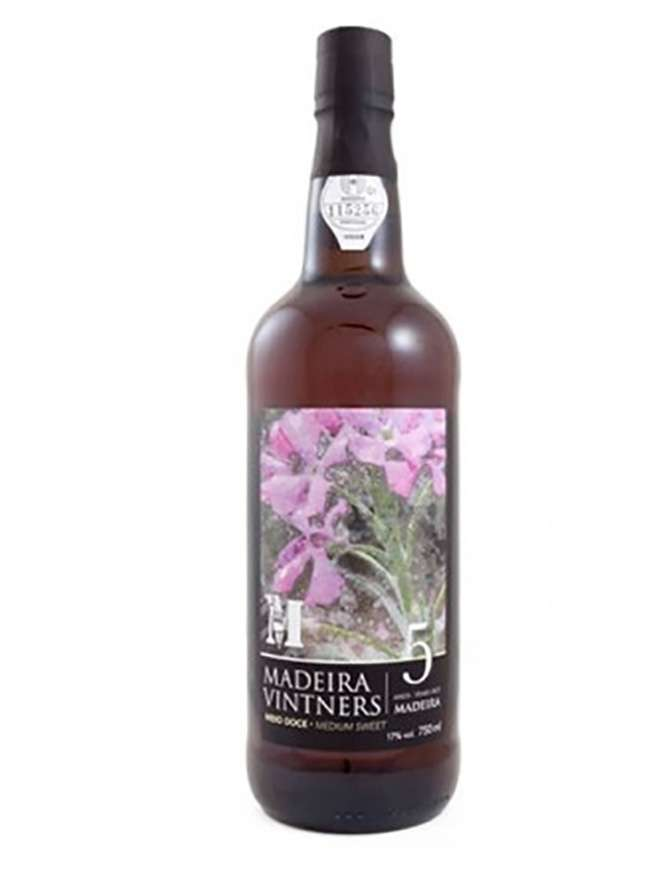 Madeira Vintners 5 anos Doce