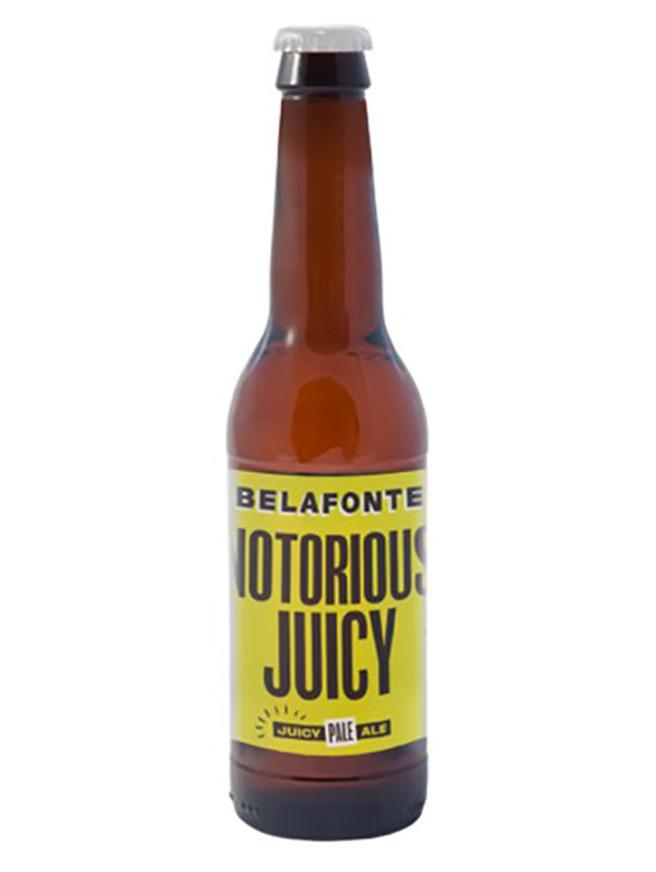 Belafonte Notorious Juicy